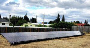 local solar installer Oregon